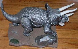Triceratops model kit
