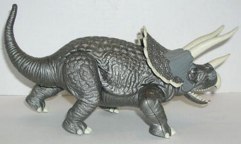 Aurora hree horned dinosaur