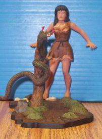 prehistoric scenes cromagnon woman