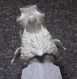 woolly mammoth model kit