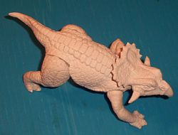 my Protoceratops buld up