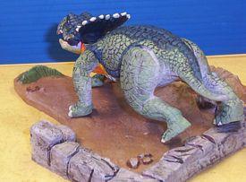 my Protoceratops buld up