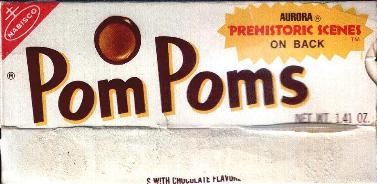 Pom Poms box