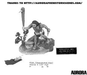 Aurora prehistoric scenes promo picture