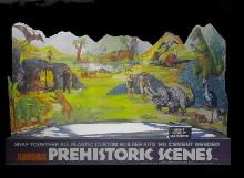 Prehistoric Scenes display reproduction