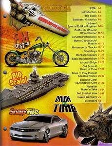 Revell 2007 catalog