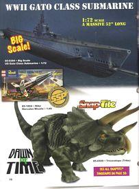 Revell 2008 catalog