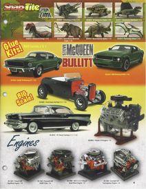 Revell 2009 catalog