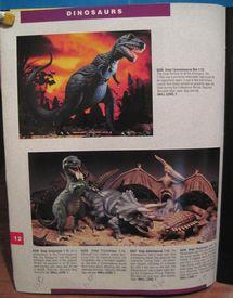 Revell 1994 catalog