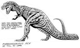 Aurora Tyrannosaurus