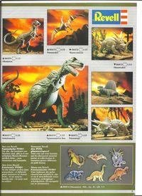 Revell 1992 catalog
