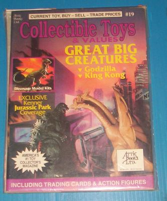 Collectable Toys & Values #19