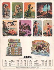 Aurora model store brochure